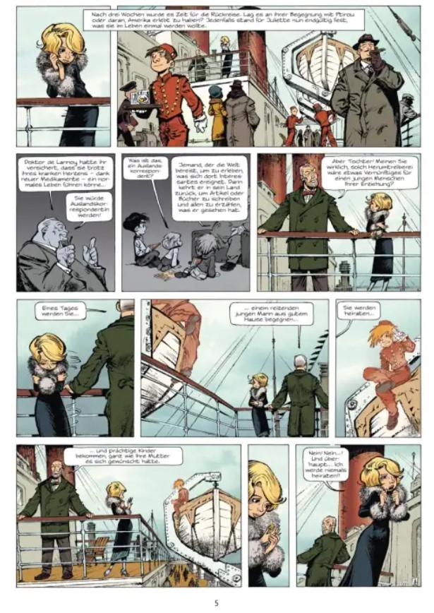 Mademoiselle J. 1 page 5