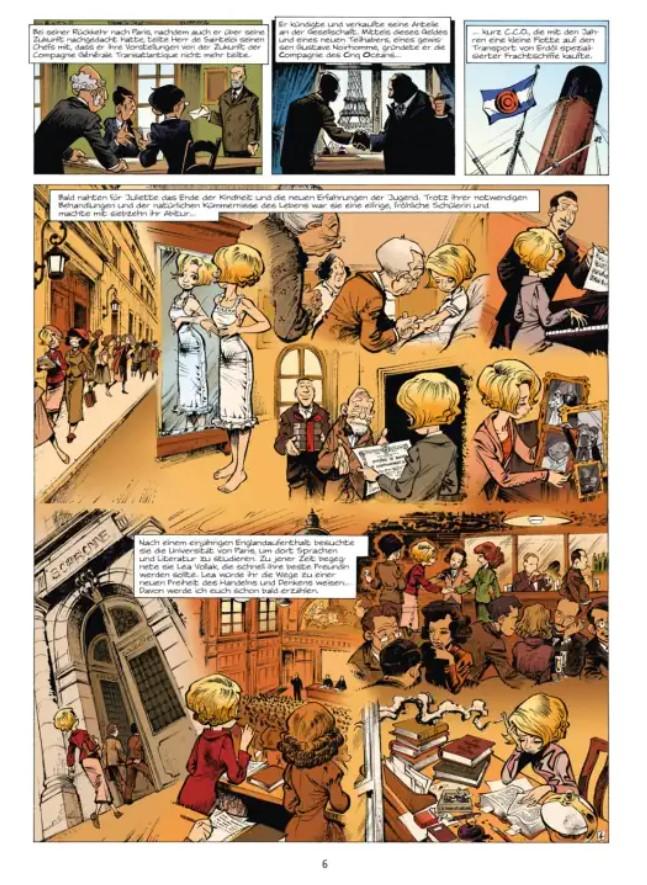 Mademoiselle J. 1 page 6