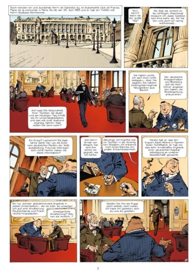 Sente/Verron Mademoiselle J. 1 page 7