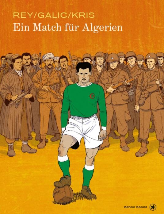 Cover Ein Match für Algerien