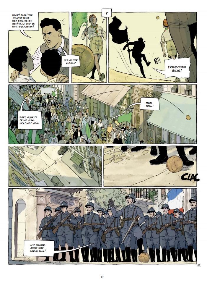 Ein Match für Algerien page 12