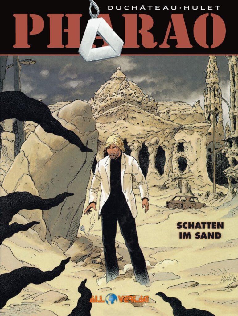 Cover Pharao 6