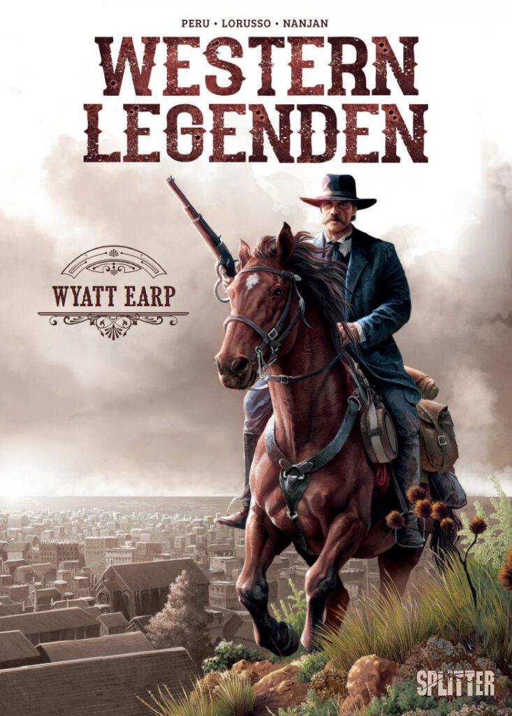 Cover Peru/Lorusso – Western Legenden 1