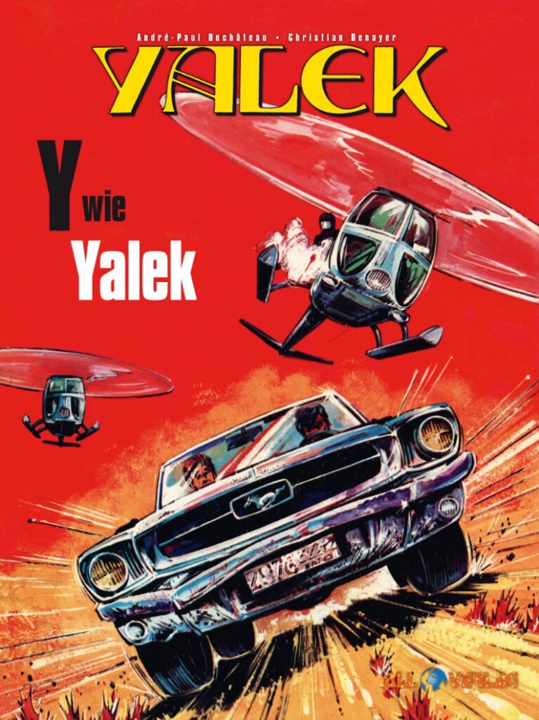 Cover Yalek 1