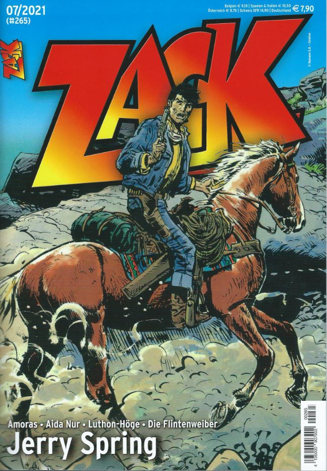 Cover ZACK 265