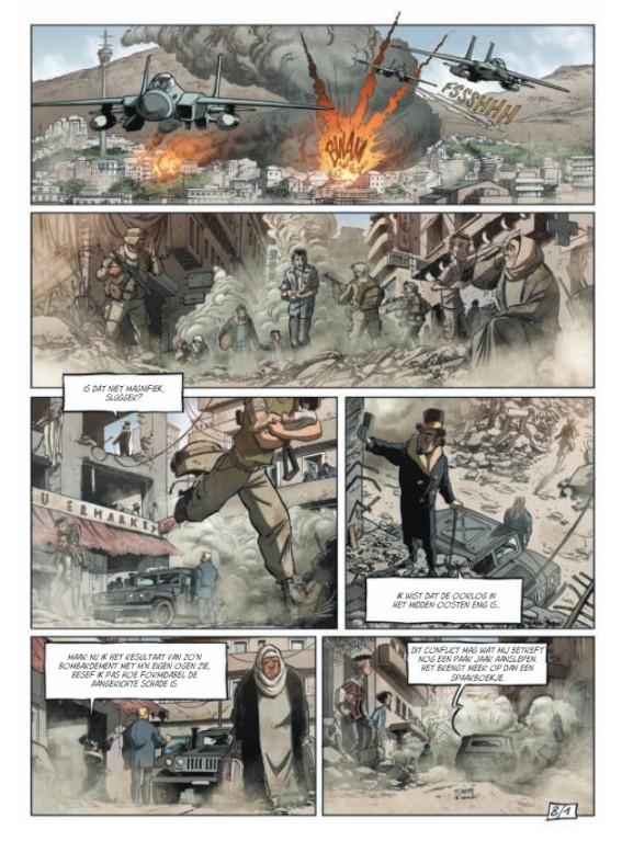 Legendre/Charel - Kronieken van Amoras 08 - page 1