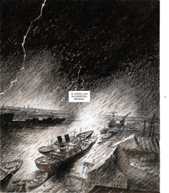 Zidrou/Frank Pé – Die Bestie 1 page 5