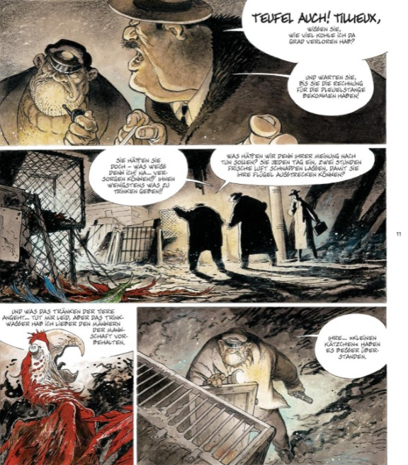 Die Bestie 1 page 11
