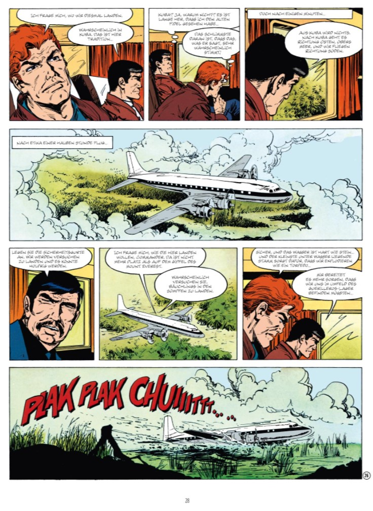 Bob Morane 9 page 28