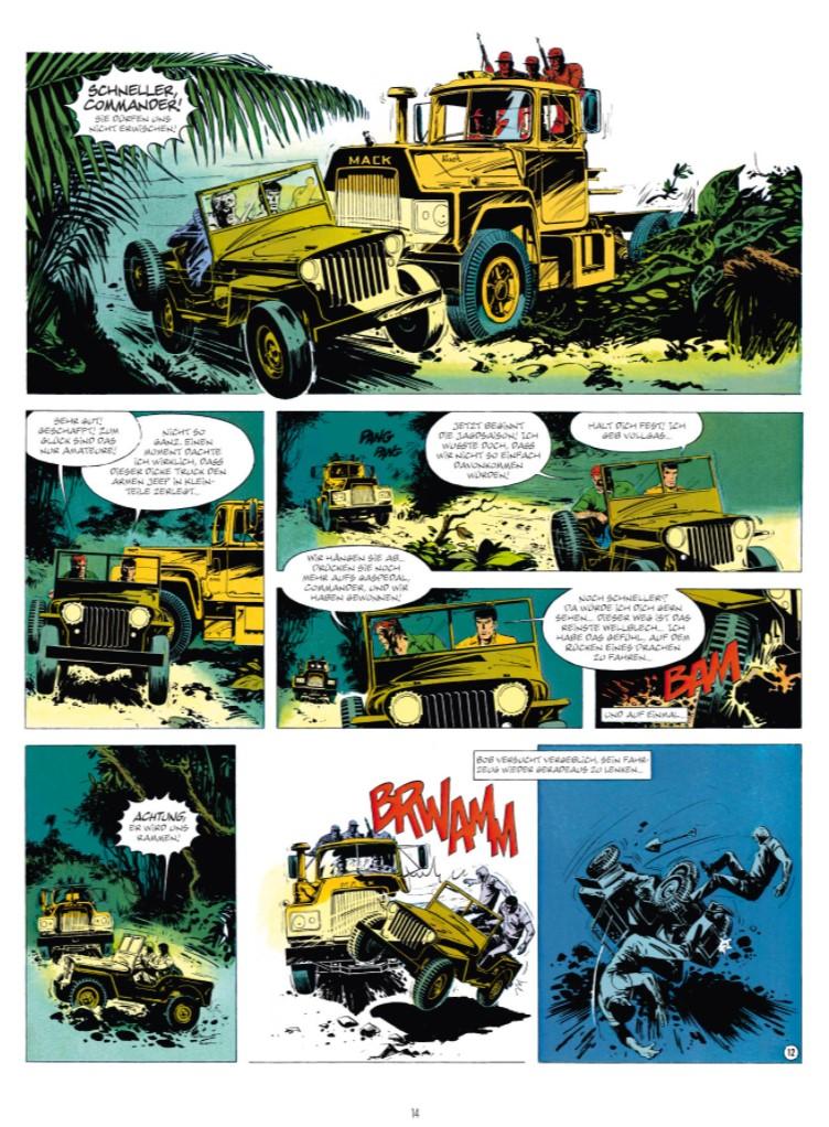 Vernes/Vance Bob Morane 1 page 14