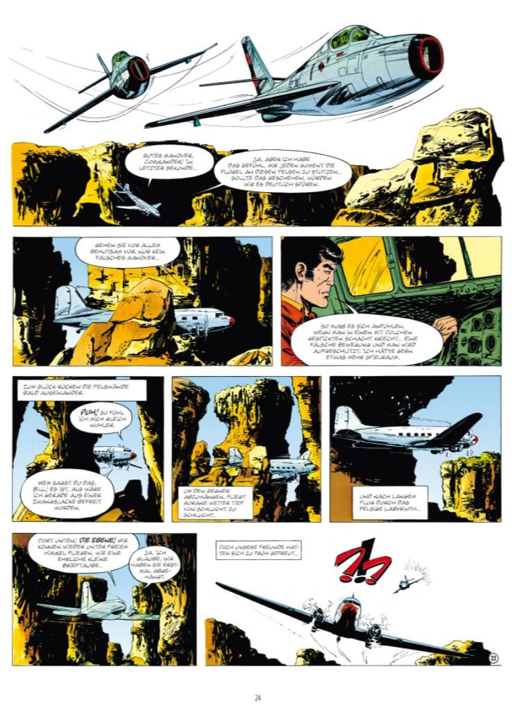 Vernes/Vance Bob Morane 1 page 24