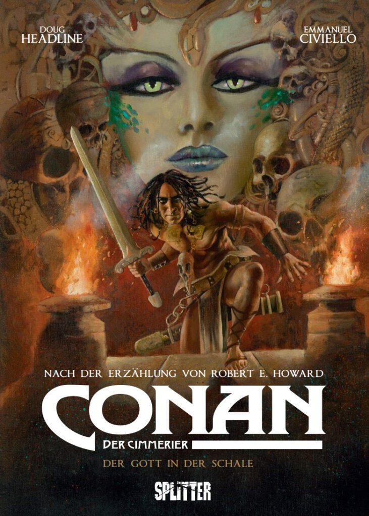 Conan der Cimmerier 11 Cover