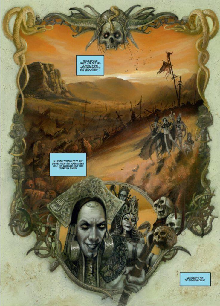 Conan der Cimmerier 11 detail page 3