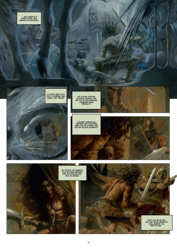 Conan der Cimmerier 11 detail page 11