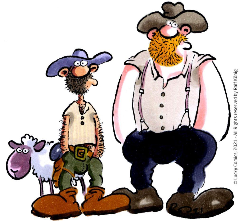 König - Bud und Terry