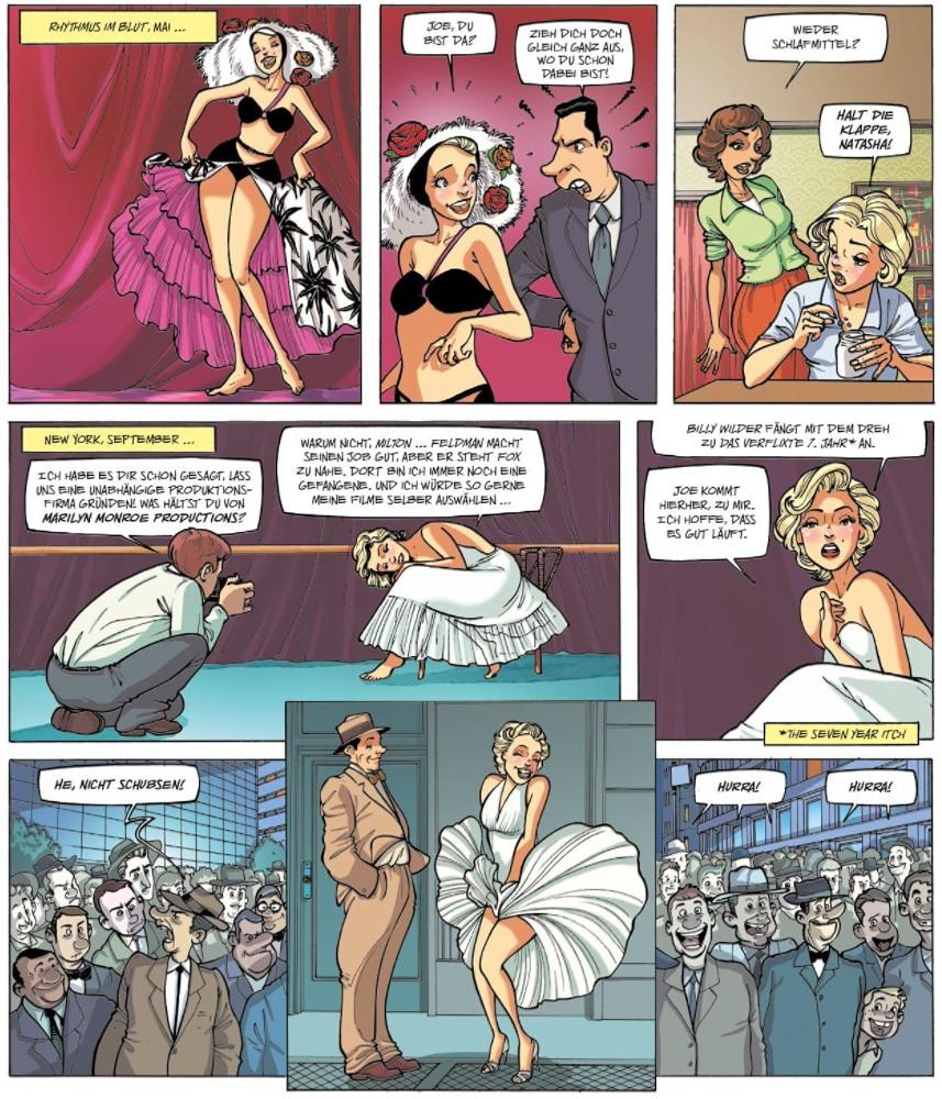 Detail aus Swysen/Paty - Monroe page 67