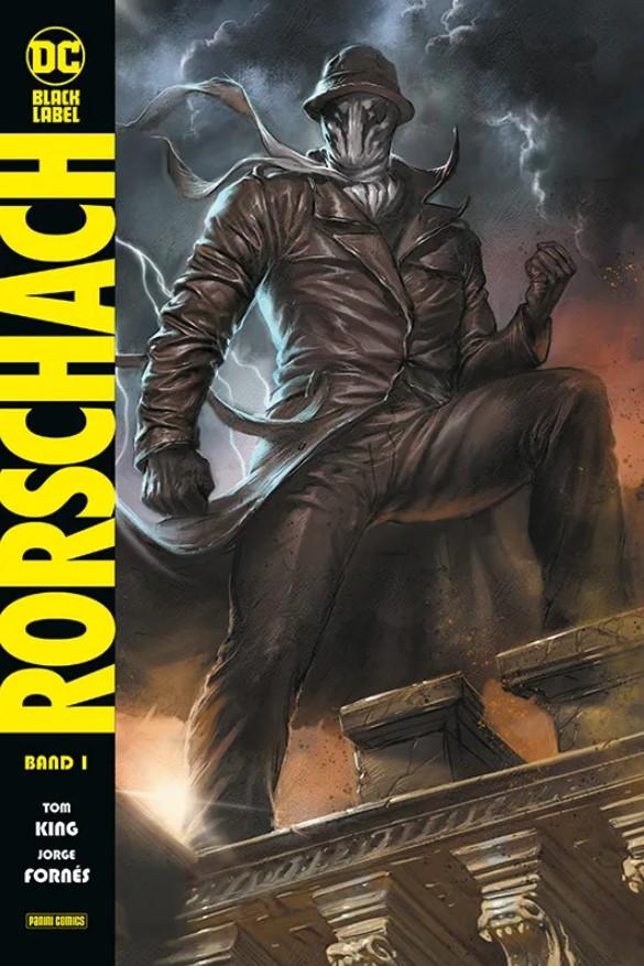 Cover Rohrschach 1