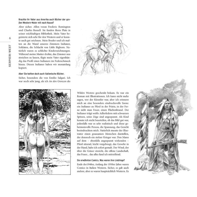 Detail Serpieri - West page 6