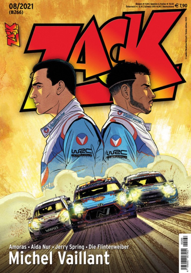 Cover ZACK 266 (August 2021)