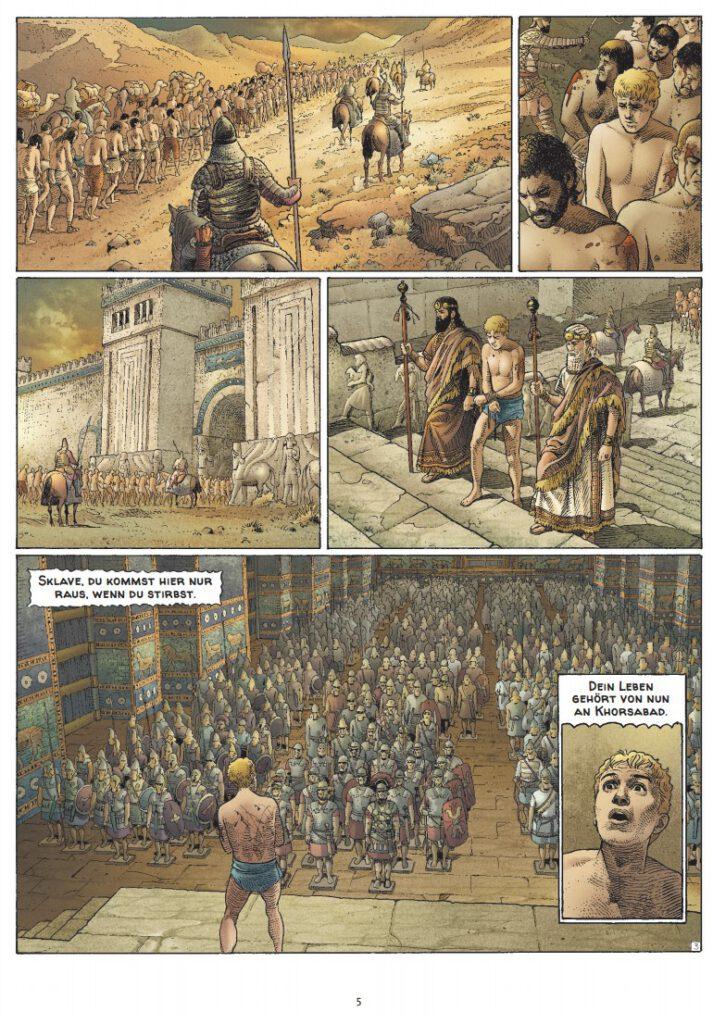 Mangin/Démarez – Alix Senator 11 page 5