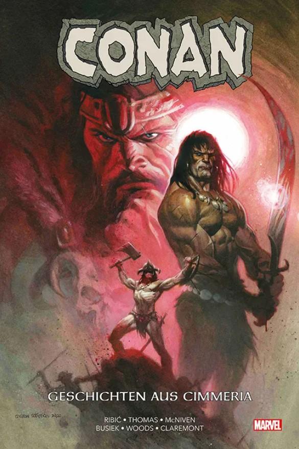 Cover Conan - Geschichten aus Cimmeria 1