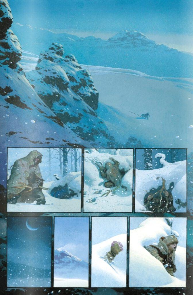 Conan - Geschichten aus Cimmeria 1 page 3