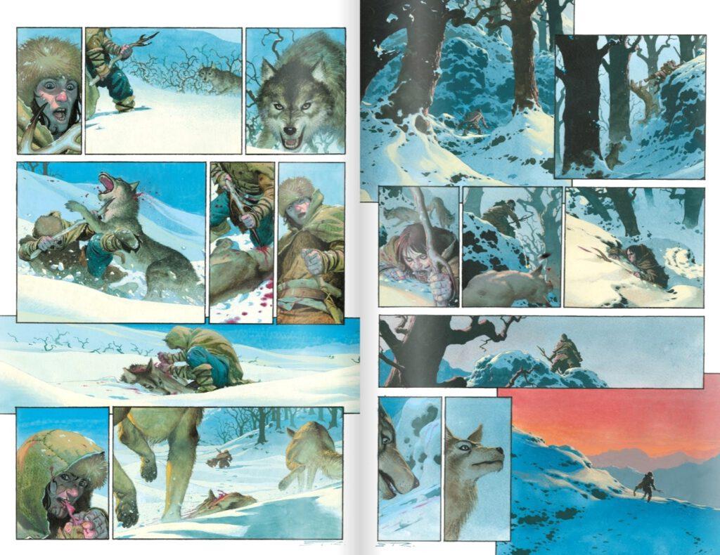 Conan - Geschichten aus Cimmeria 1 page 4