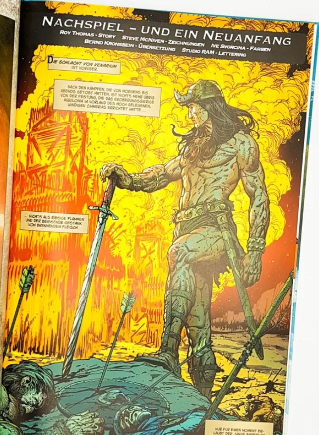 Conan - Geschichten aus Cimmeria 1 page 20