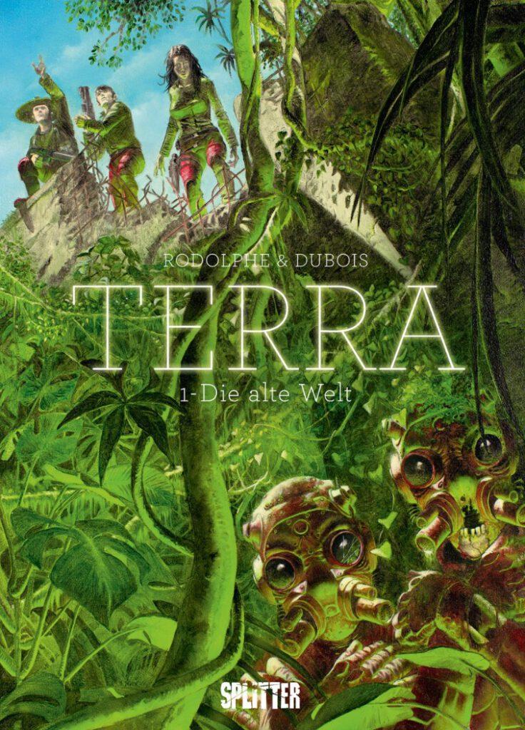 Cover Rodolphe/Dubois Terra 1