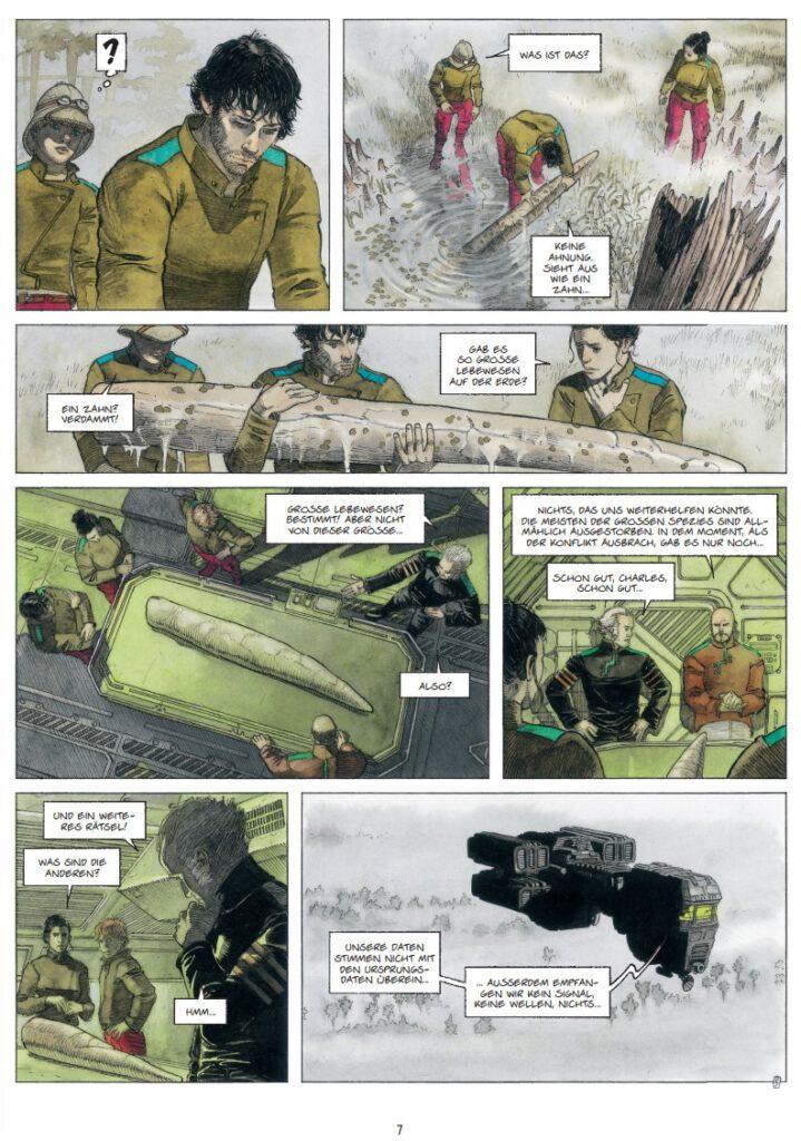 Rodolphe/Dubois Terra 1 page 7