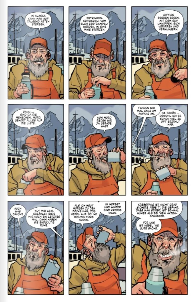 Wolverine - Im Dunkel der Nacht page 3