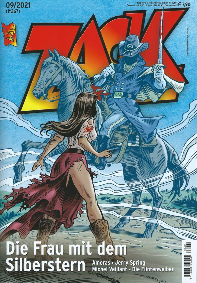 Cover ZACK 267
