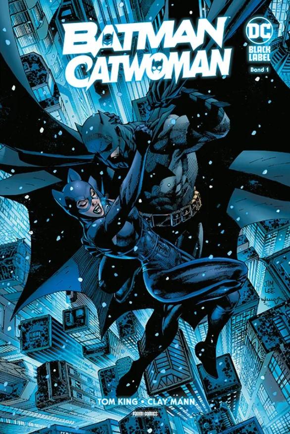 Cover King/Mann - Batman/Catwoman 1 Variant