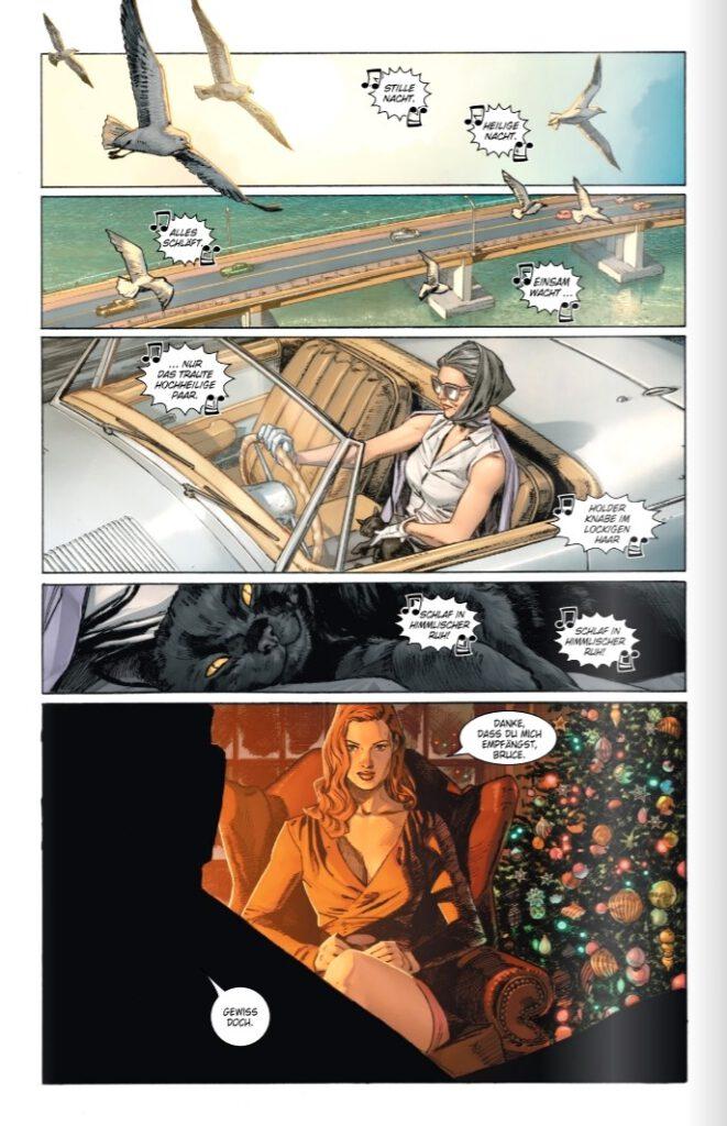 King/Mann - Batman/Catwoman 1 page 5