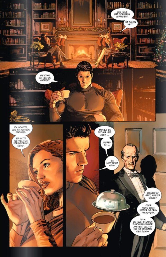 King/Mann - Batman/Catwoman 1 page 6