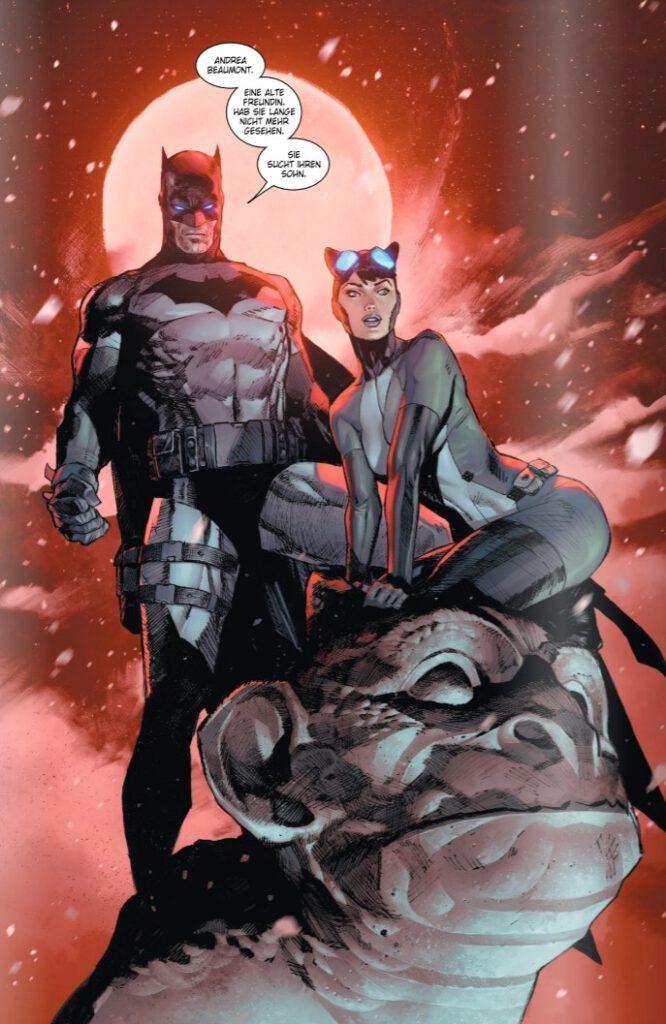 King/Mann - Batman/Catwoman 1 page 9