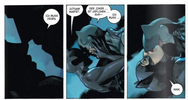 King/Mann - Batman/Catwoman 1 page 10