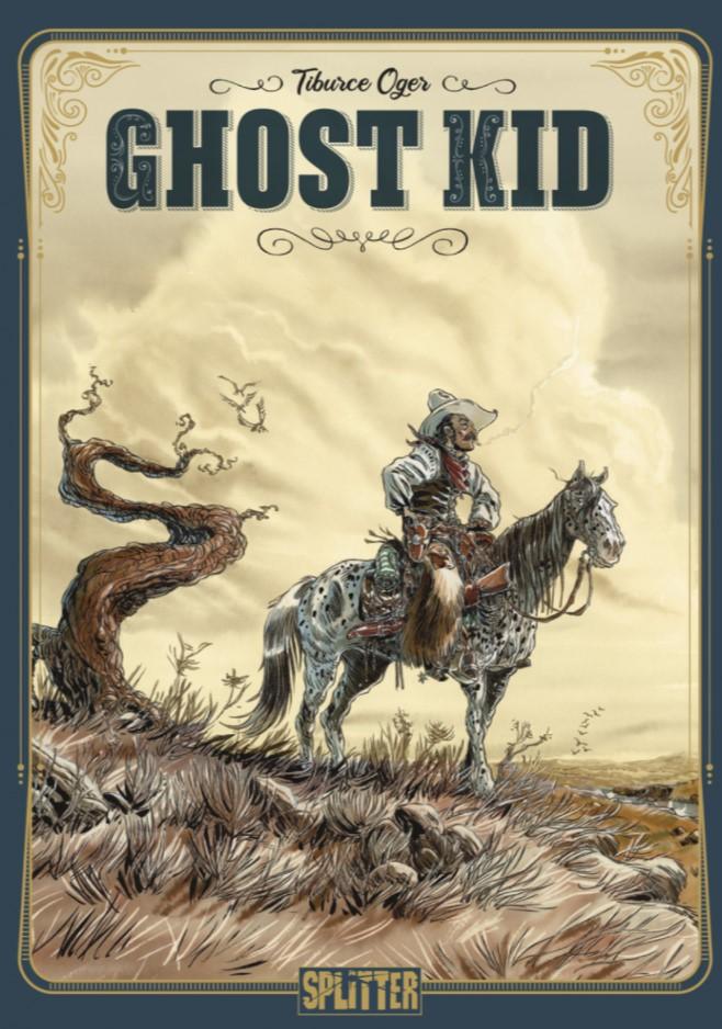 Cover Oger - Ghost Kid