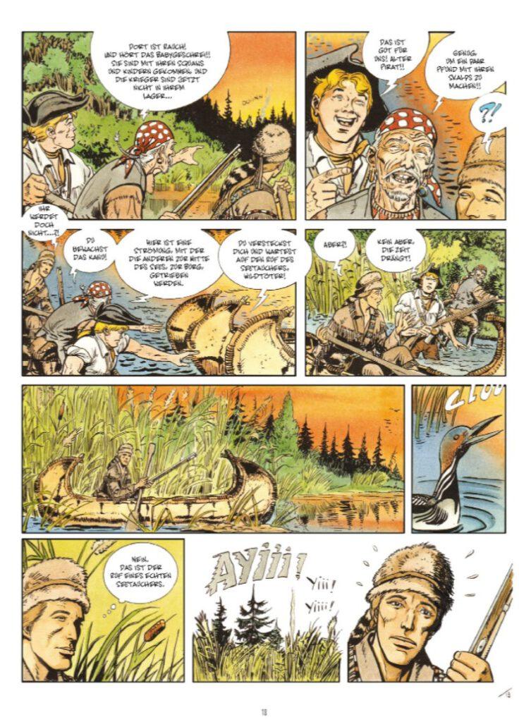 Ramaioli - Lederstrumpf 1 - page 18