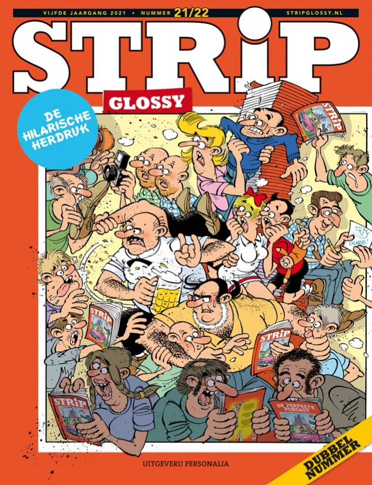 Cover StripGlossy 21/22 2nd edition