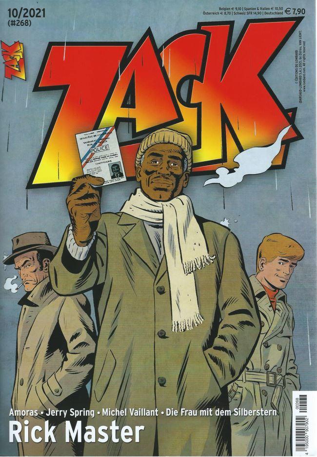 Cover ZACK 268
