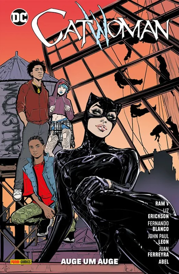 Cover Catwoman 5