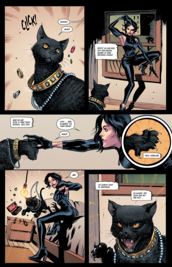 Catwoman 5 page 6