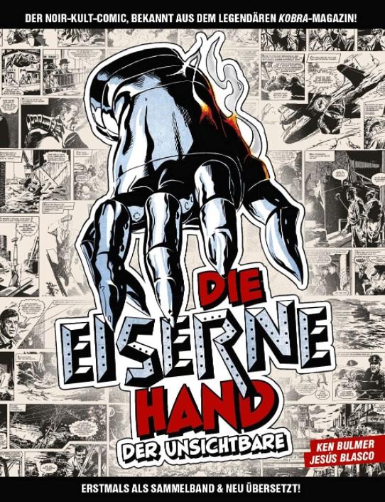 Cover Die eiserne Hand