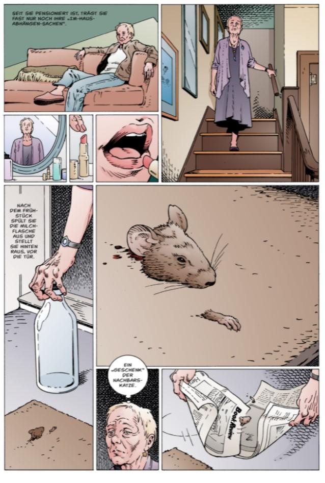 Gaiman/Russel - Das Susan-Problem page 5