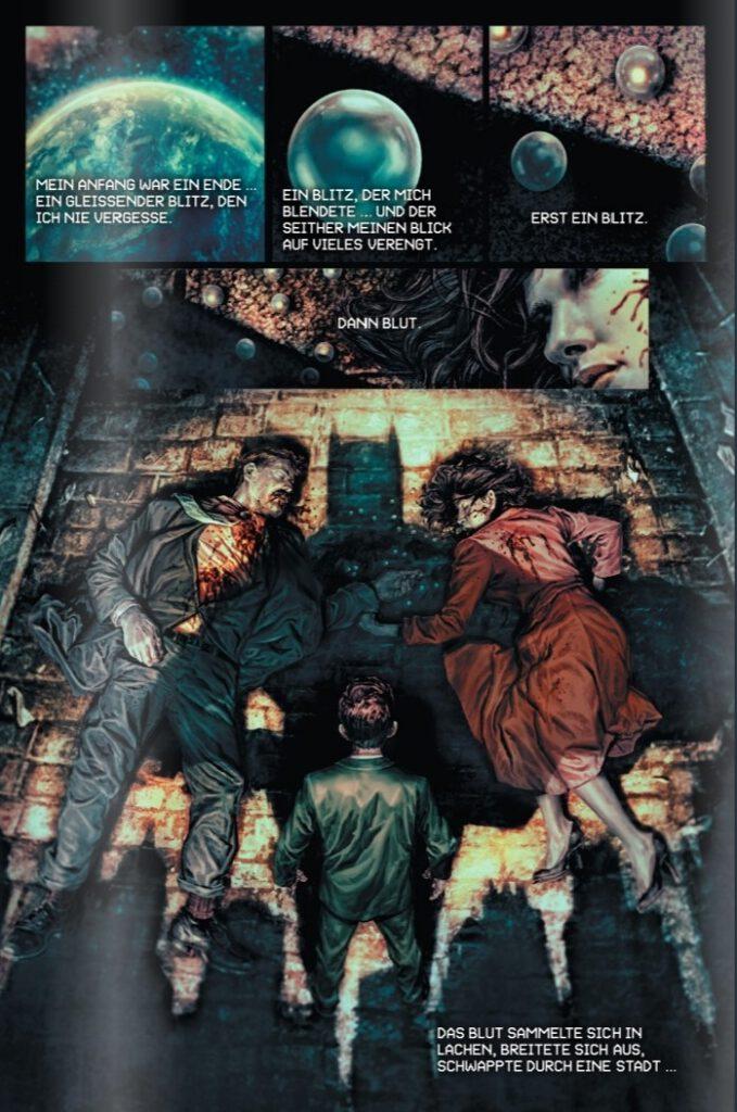 Batman - The World page 1