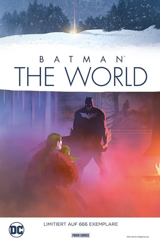 Batman - The World Cover Premium