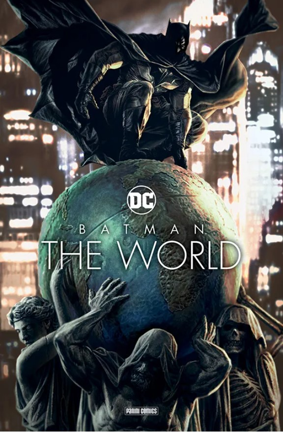 Batman - The World Cover