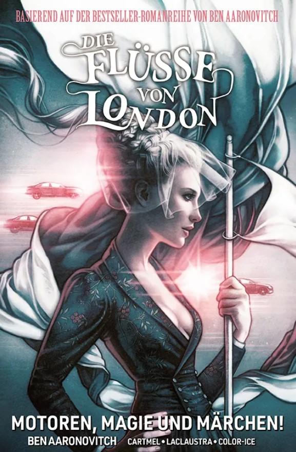 Cover Die Flüsse von London 8