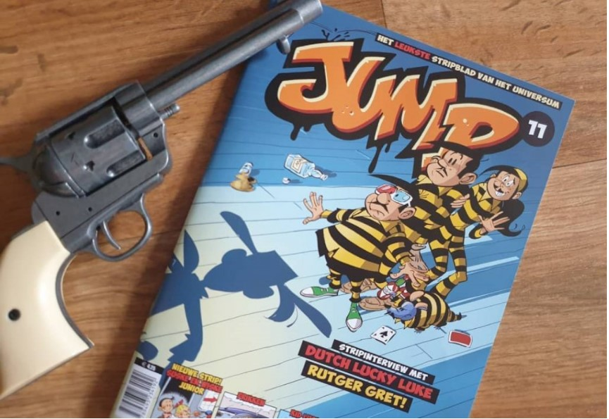 Cover JUMP 11